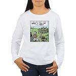 Stone Hens Long Sleeve T-Shirt