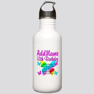 BLESSED 50TH Stainless Water Bottle 1.0L