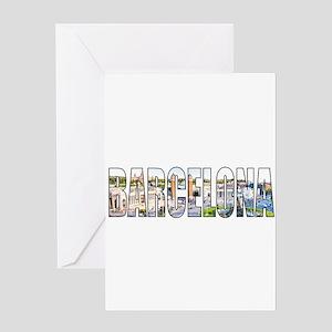 Barcelona Greeting Cards