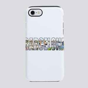 Barcelona iPhone 7 Tough Case