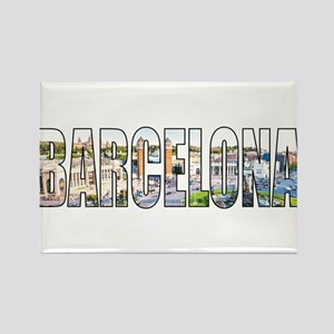 Barcelona Magnets