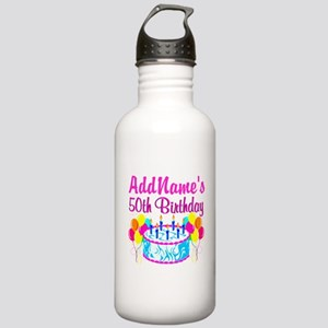 50TH PARTY Stainless Water Bottle 1.0L