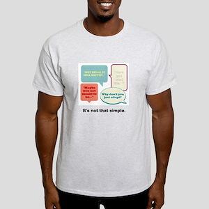 Advice- Men T-Shirt