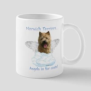 Norwich Angel Mug