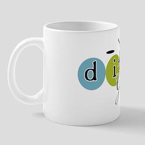Disc Golf Classic Launch Mug