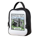 Stonedhenge Neoprene Lunch Bag