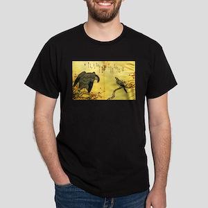 Thick billed shrike and Goshawk T-Shirt