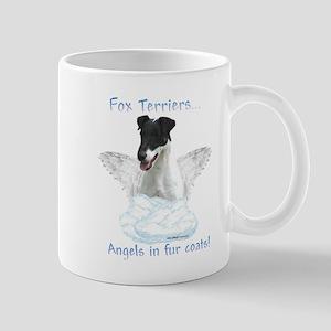 Fox Terrier Angel Mug