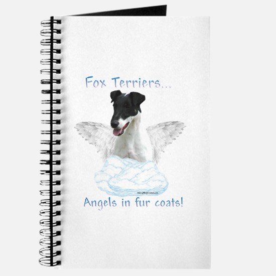 Fox Terrier Angel Journal