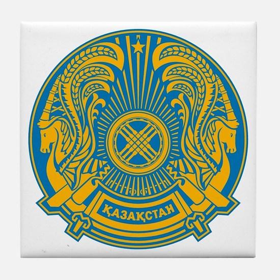 Kazakhstan Tile Coaster