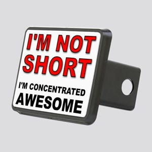 Not Short Concentrated Awe Rectangular Hitch Cover