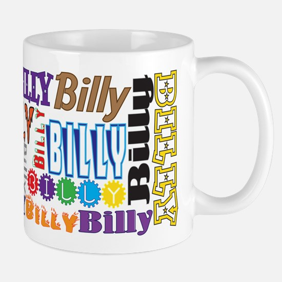 Billy Mug Mugs