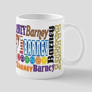 Barney Mugs