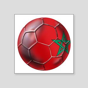 Moroccan Soccer Ball Sticker