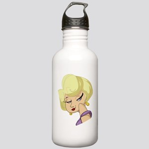 Sexy Stainless Water Bottle 1.0L