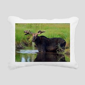 temp_12x20_car_magnet Rectangular Canvas Pillow