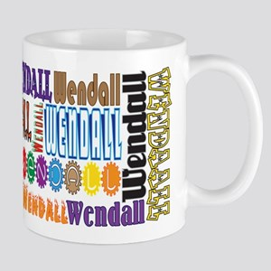 Wendall 11 Oz Ceramic Mug Mugs