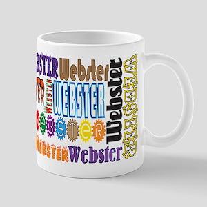 Webster 11 Oz Ceramic Mug Mugs