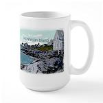 Large Monhegan Harbor Mug