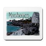 Monhegan Harbor Mousepad