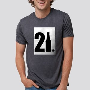 21 beer bottle T-Shirt