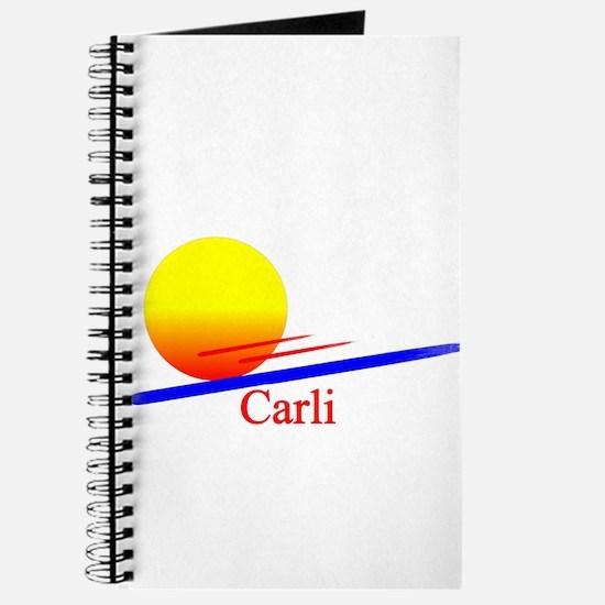 Carli Journal