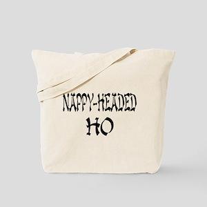Nappy Headed Ho Oriental Design Tote Bag