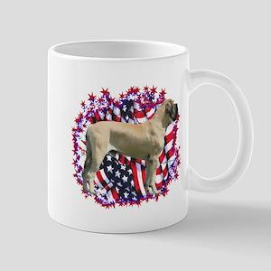 Mastiff Patriot 16 Mug