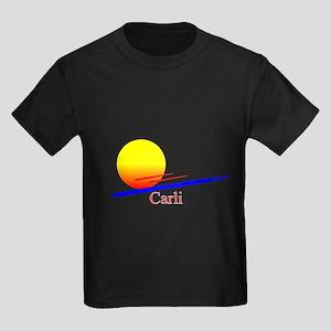 Carli Kids Dark T-Shirt