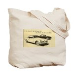 Two + Yellow Studebakers on Tote Bag