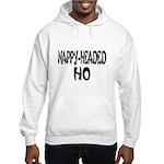 Nappy Headed Ho French Design Hooded Sweatshirt