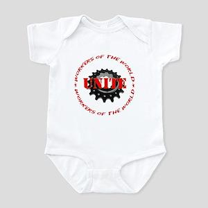 Workers Infant Bodysuit
