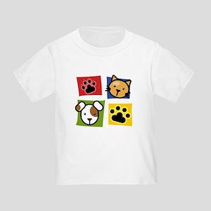 Fetch a Foster Toddler T-Shirt