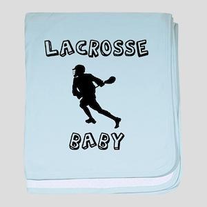 Lacrosse Baby baby blanket