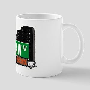 McGraw Av, Bronx, NYC Mug