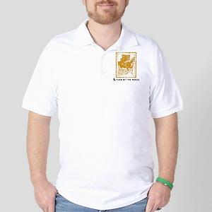 horseA41red Golf Shirt