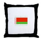 Mogilev, Belarus Throw Pillow