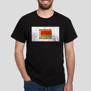 Minsk, Belarus Dark T-Shirt