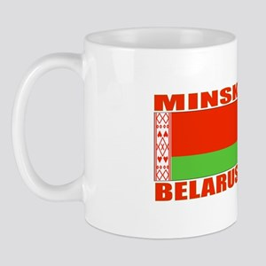 Minsk, Belarus Mug