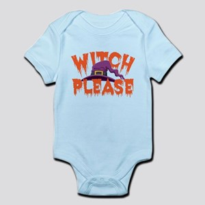 Witch Please Body Suit