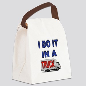 TRUCKS Canvas Lunch Bag