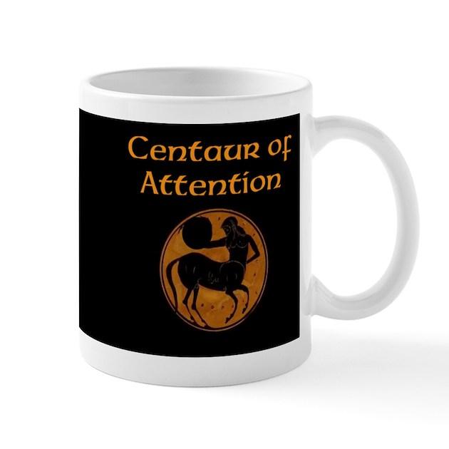 Centaur Of Attention Mug Mugs By Mtolympus