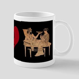 Hades & Persephone 11 Oz Ceramic Mug Mugs