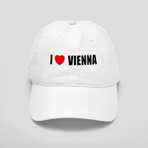 I Love Vienna, Austria Cap