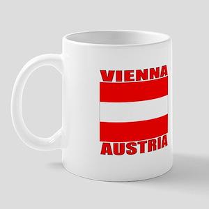 Vienna, Austria Mug