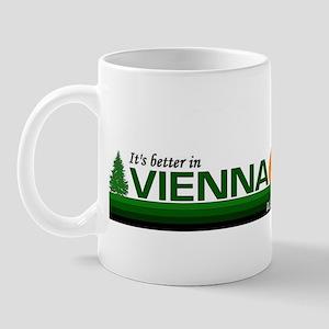 Its Better in Vienna, Austria Mug