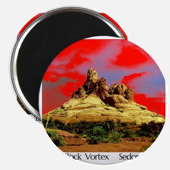 Bell Rock Vortex Sedona, AZ  (BRV6) Magnet