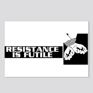 Resistance Postcards (Package of 8)