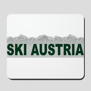 Ski Austria Mousepad