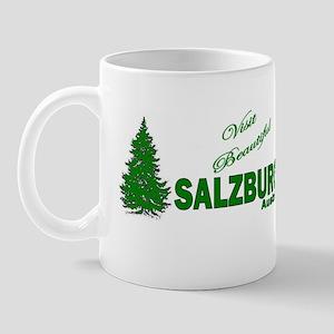 Visit Beautiful Salzburg, Aus Mug